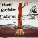 Coolest Harry Potter Cakes - Photos and Tips