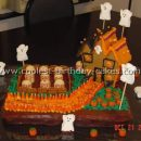 Coolest Haunted House Cake Ideas, Photos and How-To Tips