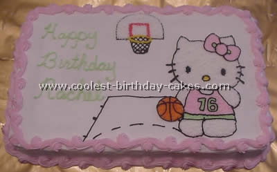 Coolest Hello Kitty Birthday Cake Photos and How-To Tips