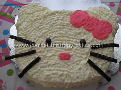 Coolest Hello Kitty Birthday Cakes
