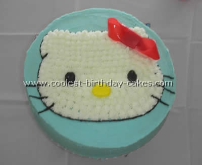 Coolest Hello Kitty Cake Pictures And How To Tips