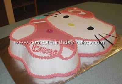 Coolest Hello Kitty Cakes