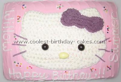 Coolest Hello Kitty Cakes