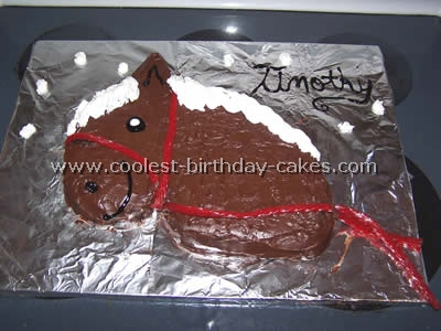 12 Cool Horse Cake Designs You Can Easily Make