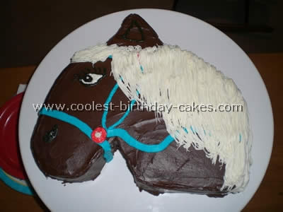 Coolest Homemade Horse Cake Designs and Decorating Techniques