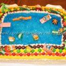 Coolest Pool and Jello Cake Recipe Ideas