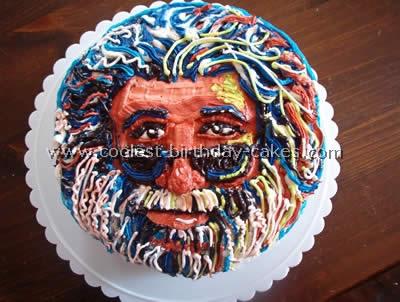 jerry garcia cake