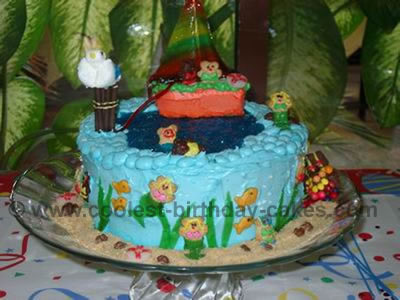 Coolest Kid Birthday Cake Photos and How,To Tips