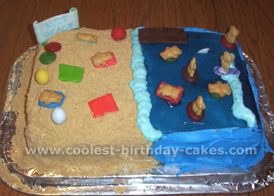 Magnificent Coolest Kid Birthday Cake Photos And How To Tips Funny Birthday Cards Online Hendilapandamsfinfo