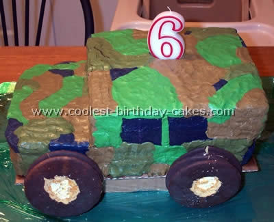 Coolest Kid Birthday Cake Ideas
