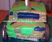 Hummer Kid Birthday Cake Ideas