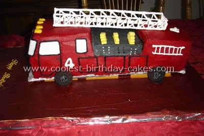 Coolest Kids Cakes - Web's Largest Homemade Birthday Cake Photo Gallery