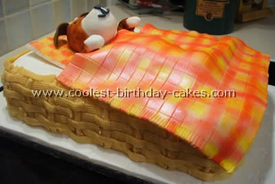 Swell Coolest Kipper The Dog Cakes On The Webs Largest Homemade Birthday Cards Printable Trancafe Filternl