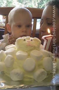 Lamb Cake Photo
