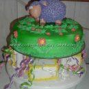 Coolest Lamb Cake Photos - Web's Largest Homemade Birthday Cake Photo Gallery