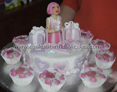 Coolest Lazy Town Cakes on the Web's Largest Homemade