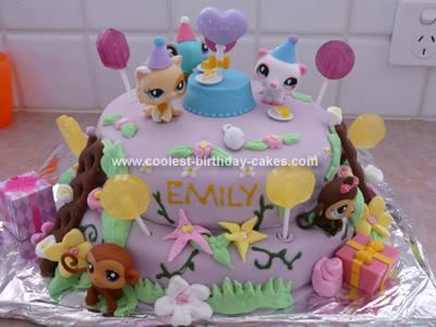 Fantastic Coolest Littlest Pet Shop Birthday Cake Ideas Funny Birthday Cards Online Elaedamsfinfo