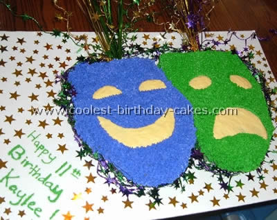 Coolest Mardi Gras Cake Ideas, Photos and How-To Tips