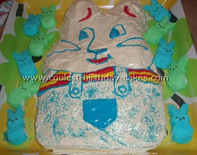 Coolest Max and Ruby Cakes on the Web's Largest Homemade Birthday Cake Gallery