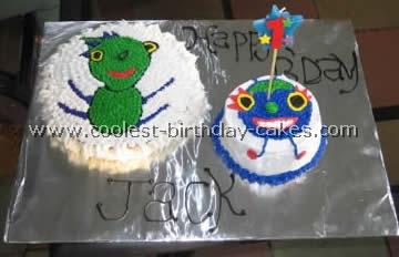 Miss Spider Cake Photo