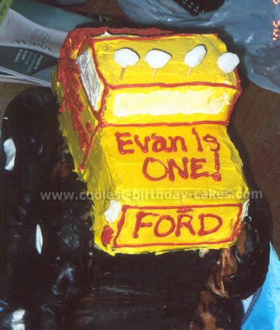Birthday Cakes Monster Trucks Monster Truck Cakes