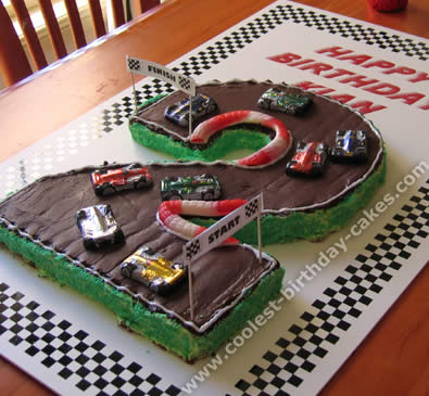 Coolest NASCAR Birthday Cakes and Tips