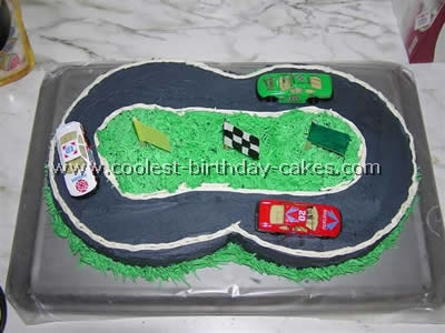 Awesome Coolest Nascar Birthday Cakes And Tips Funny Birthday Cards Online Elaedamsfinfo