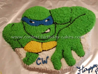 Coolest Ninja Turtles Cake Photos and Tips