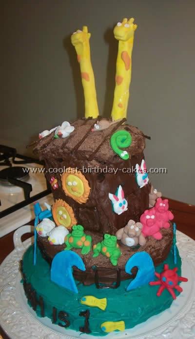 Coolest Noahs Ark Cake Ideas