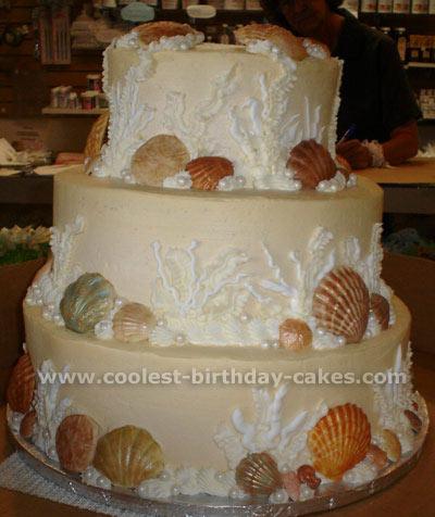 Ocean Cake Photo