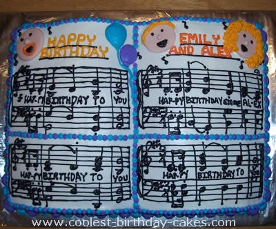 Coolest Birthday Party Cake Photos and Ideas