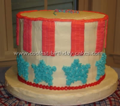 Coolest Patriotic Cakes, Photos and How-To Tips