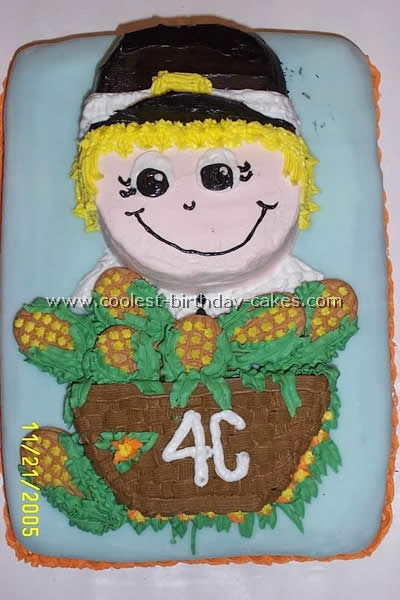 Coolest Pilgrim Cake Ideas, Photos and How-To Tips
