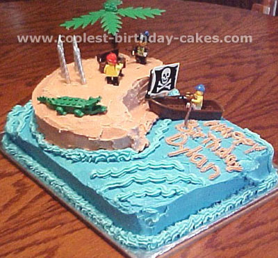 Super Coolest Pirate Birthday Cakes And How To Tips Personalised Birthday Cards Paralily Jamesorg