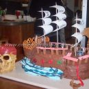 Coolest Pirate Ship Cakes Photo Gallery