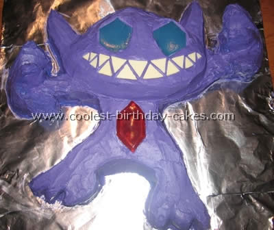 Coolest Pokemon Cakes on the Web's Largest Homemade Birthday Cake Gallery