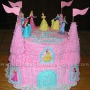 Coolest Princess Castle Cake Photos and How-To Tips
