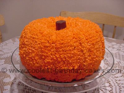 Coolest Pumpkin Cake Ideas Photos And How To Tips
