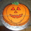 Coolest Pumpkin Cake Ideas, Photos and How-To Tips
