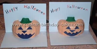 Pumpkin Cake Photo