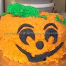 Coolest Pumpkin Cakes and How-To tips