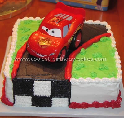 Coolest Race Car Cake Ideas