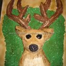 Coolest Reindeer Cake Photos and How-To Tips