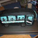 Coolest School Bus Cake Photos - Web's Largest Homemade Birthday Cake Photo Gallery