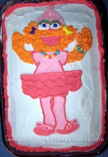 Zoe Sesame Street Picture
