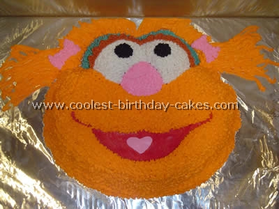 Coolest Zoe Sesame Street Picture Cakes and How-to Tips
