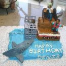 Shark Picture Cake Ideas and How-To Tips