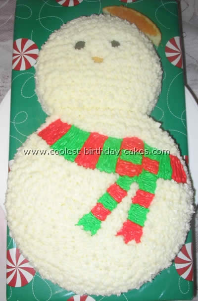 Terrific Coolest Snowman Cake Photos And How To Tips Personalised Birthday Cards Petedlily Jamesorg