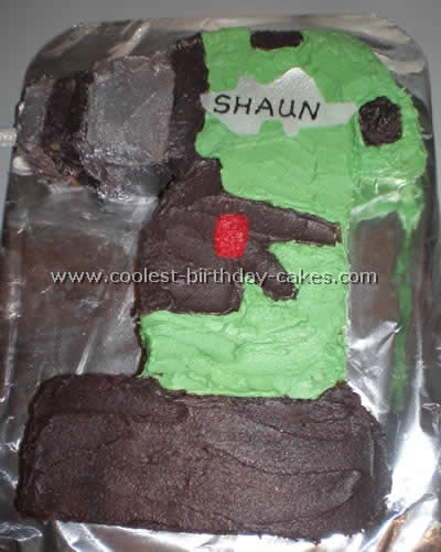 Homemade Specialty Cakes - Web's Largest Homemade Birthday Cake Photo Gallery