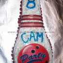 Coolest Bowling Sports Theme Cakes